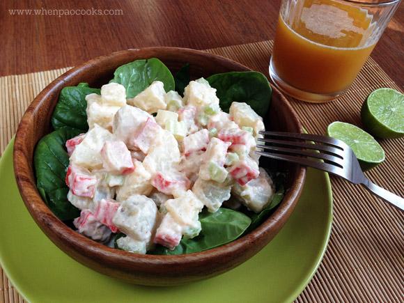 ensalada cangrejo 2